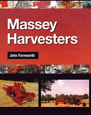 Tractor Combine Harvester Book: MASSEY HARVESTERS - John Farnworth
