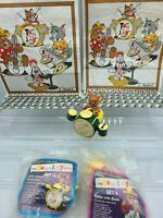 Tom And Jerry McDonald's Happy Meal Toys Set of Three - Vintage 1989
