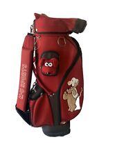 Pre-Owned M.U Sports Ladies Golf Cart Bag With Wheels