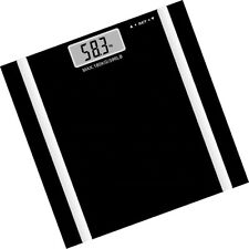 Digital Body Fat Bathroom Gym Scales BMI Weight Water Muscle Bone 180KG