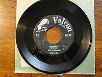 """MARSHA"" b/w ""JUDY"" Prodigals, Falcon 1011, (Awesome DOO WOP), 7"" Vinyl,   VG+"