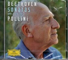 MAURIZIO POLLINI - BEETHOVEN SONATAS    *NEW & SEALED CD ALBUM*