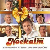 NOCKALM QUINTETT - EIN WEIHNACHTSLIED,DAS DIR GEHÖRT  CD 16 TRACKS NEU