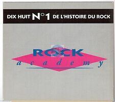 ROCK ACADEMY compilation du jeu CD PROMO elton john jam band aid police slade ..