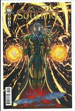 SOULFIRE # 3 (ASPEN COMICS, VARIANT COVER A, MICHAEL TURNER, FEB 2014), NM