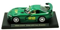 E6 FLY MODEL Dodge Viper GTS-R #22 Les Cars Brussels Ltd Ed MIB 1/32 slot car