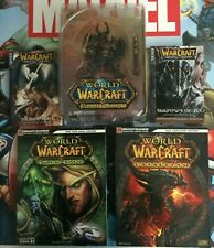 World Of Warcraft Series 1 Thargas Anvilmar Action Figure W/ Books