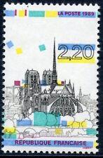 TIMBRE FRANCE NEUF N° 2582 ** PANORAMA DE PARIS / NOTRE DAME DE PARIS