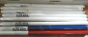 8 ROLLS, FLIGHT-KOTE AIRCRAFT COVERING MATERIAL R/C AIRPLANE BY HOBBY SHACK