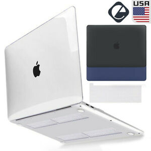 "Hard Rubberized Case Keyboard Cover for 2020 MacBook Air Pro 13"" M1 A2337 A2338"