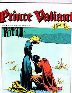"Prince Valiant Vol 11-1990-Strip Reprints Soft Cover-"" Camelot -1st Print! """
