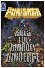 (1995) Punisher Kills The Marvel Universe! 1st Printing! Garth Ennis!