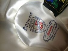 "RARE Vintage Biltmore 7 3/8 22"" Virgin Wool & Alpaca Fedora "" Tiroler Loden"