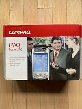 Compaq H3955 3950 Ipaq New In Box With Accessories Never Used
