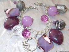 Alloy Acrylic Costume Charms & Charm Bracelets