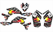Bull Decal Sticker Kit En Vinilo Mx Se Ajusta Suzuki Ltr 450 LTR450 R (no Oem) 06-16