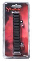Firefield 1/2 Inch Weaver/Picatinny Riser - Matte black FF34010