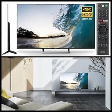 Sony 2017 65-in 4K Ultra HD Smart Sleek Slim Edge-lit High Dynamic Range LED TV
