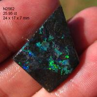 Rough Boulder Opal Parcel lots. 100% Natural Australian rough opal Queensland NX