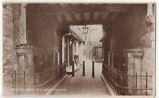 Worcestershire; Evesham, Abbot Reginald's Gateway RP PPC 1934 PMK