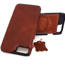 genuine retro real leather Case for apple iphone 7 wallet slim cover daviscase