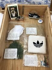 adidas VERY RARE ART AD CELEBRATE ORIGINALITY WOOD BOX POSTERS 2006 Sneaker