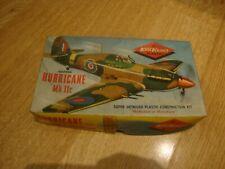 L149 1970s Keil Kraft Model Kit F1 - Hawker Hurricane Mk.IIc 1:72
