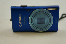 Canon PowerShot ELPH 115 IS Digital Camera - Blue