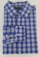 Saks Fifth Avenue Mens Long Sleeve Button Down Shirt XXL