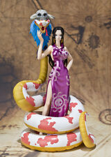 [FROM JAPAN]Figuarts Zero One Piece Boa Hancock & Salome Figure Bandai
