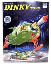 1971  #7 DINKY Diecast Toys CATALOG Hi Grade condition