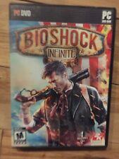 Bioshock infinite PC (Case/Manual + 3 discs + key) 2013 english-french
