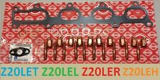 Opel Astra G Zafira A Astra H 2,0 Turbo OPC Z20LET Satz Dichtung Turbolader