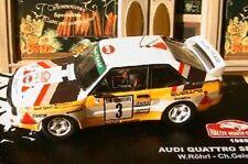 AUDI QUATTRO SPORT RALLYE MONTE CARLO 1985 ROHRL 1/43