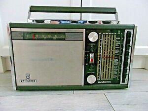 GRUNDIG SATELLIT TRANSISTOR 5000  RADIO aus NACHLASS 60er / 70er JAHRE