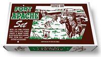 Marx Fort Apache Play Set Box Series 500