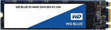Western Digital Blue 500GB Internal SSD 3D NAND (2-5 Day EXPRESS SHIPPING)