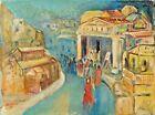 "Cuban Artist Painter ""Dagoberto Castellanos"""