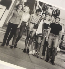 Melrose Place early cast 4 Photo Lot   Fox TV  8 X 10 glossy b&w Original Cast