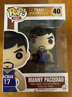 AUTHENTIC NIB Team Pacquiao Manny Pacquiao Funko Pop #40