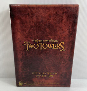 The Lord Of The Rings The Two Towers (Special Extended DVD Edition) REGION 4 AU