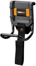 TOUGHBUILT Black Hammer Loop Tool Belt Pouch Pocket Holder Hook Storage