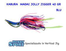 MADAI KABURA JOLLY JIGGER  40 GR  - COL BLUE  QUANTUM GERMANY
