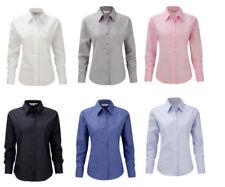 Damenblusen, - tops & -shirts aus Baumwollmischung in Übergröße für Business-Anlässe