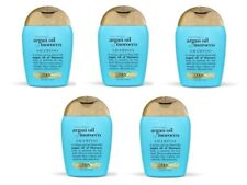 5 x Organix Shampoo Moroccan Argan Oil 2 oz 60 ml Trial size Travel - OGX