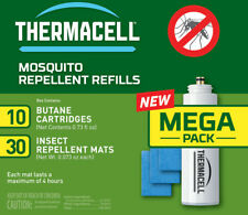 Thermacell Refill Mega Value Pack ORMD Knife R10 Contains 10 replacement butane