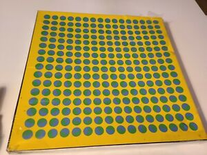 Vintage Springbok 500pc Jigsaw Puzzle 1969 Yellow Flash By Edna Andrade NEW