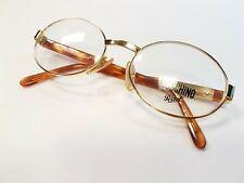 Moschino by Persol Vintage Eyeglasses M10 90s Collection Unique & Rare NEW NOS