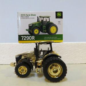 "Ertl John Deere ""Chase Gold"" 7290R, Limited Edition 5000 1/64 45540G-B"