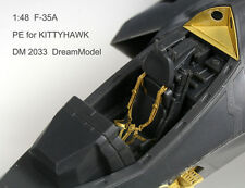 Dreammodel 2033 1/48 PE for F-35A for Kittyhawk